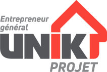 logo unik construction
